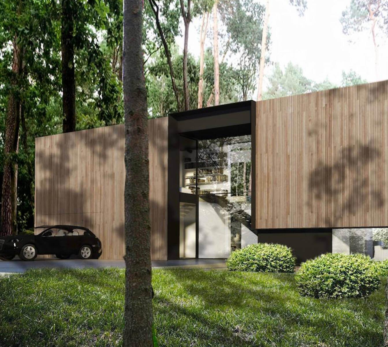 An excellent investment in Poland: modern house in prestigious Konstancin-Jeziorna, Warsaw Poland