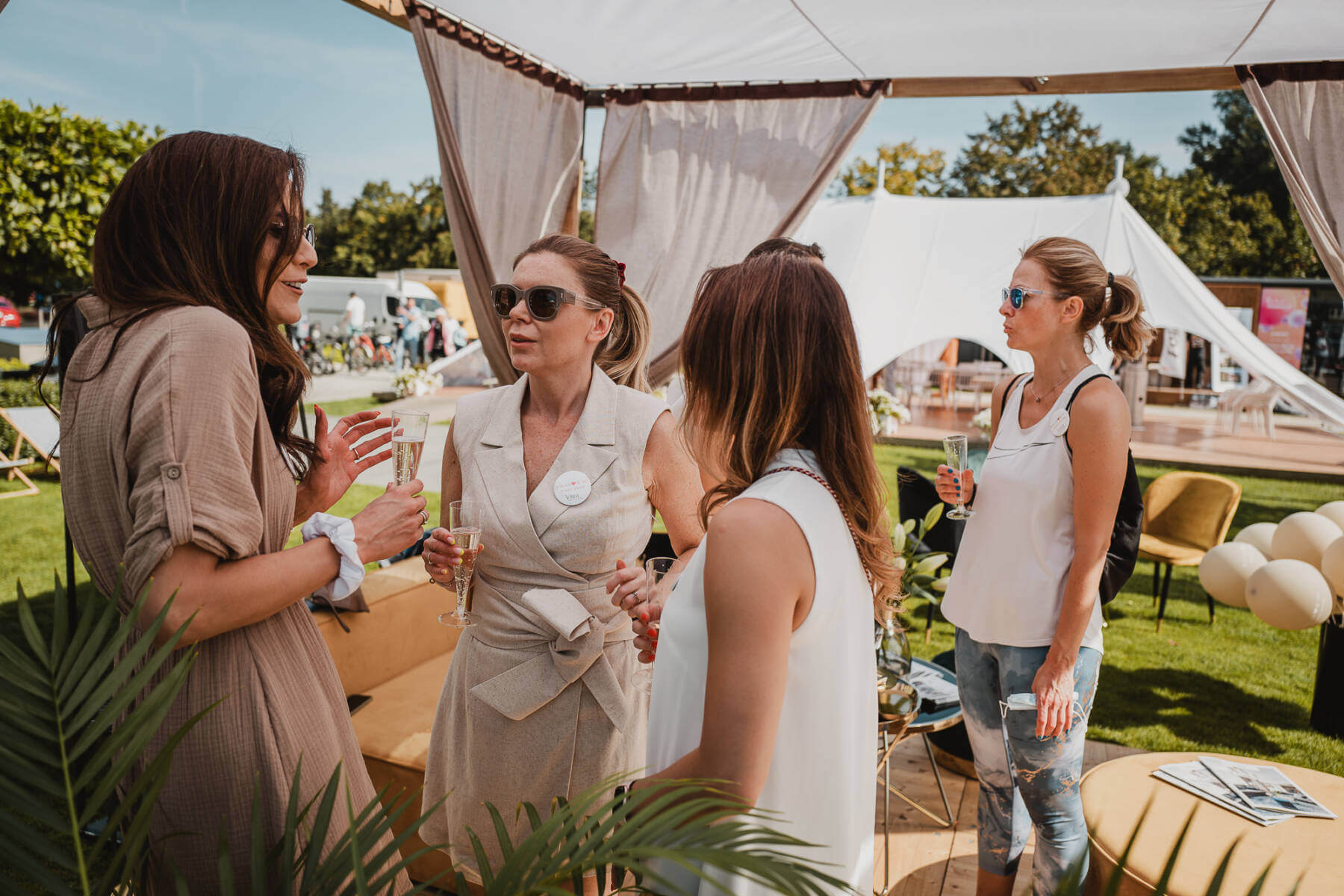 EVENT WITH LUXURY BOUTIQUE MAGAZINE AND VILEA PROPERTY BOUTIQUE REAL ESTATE AGENCY