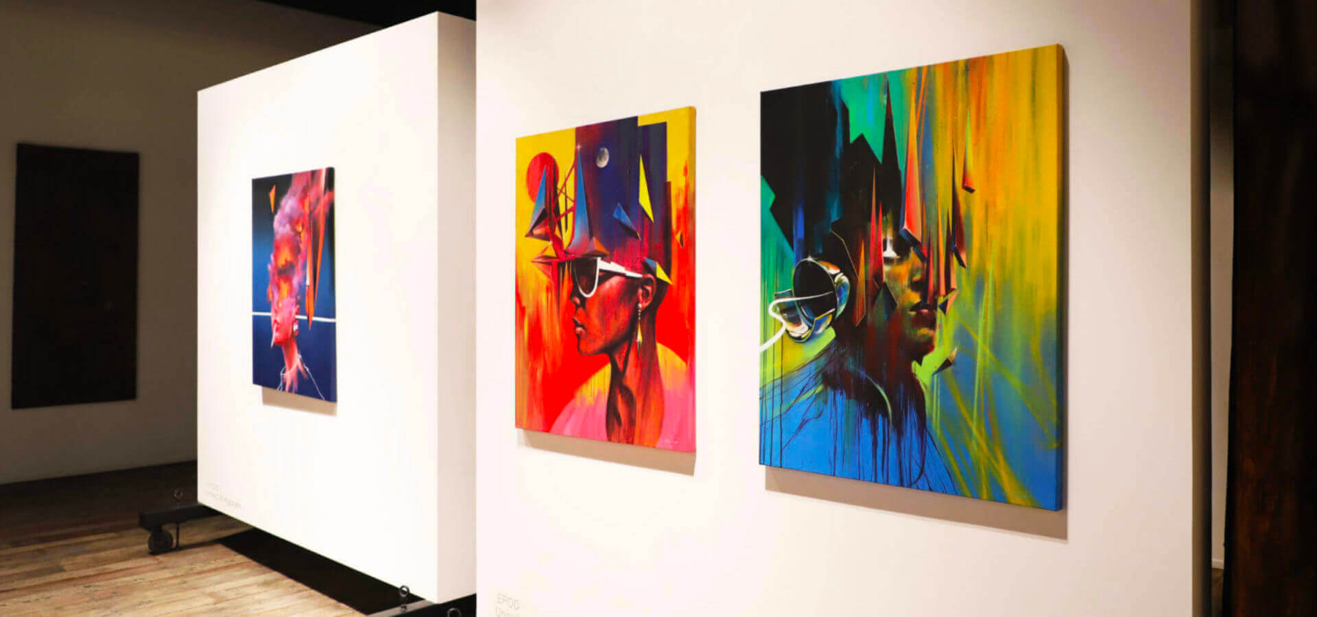 AURUM GALLERY IN LUXURIA LIFESTYLE - THE WORLD'S GREATEST ARTISTS OF CONTEMPORARY, URBAN AND STREET ART